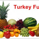 Turkey Fruits