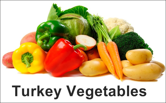 turkey-vegetables